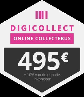 Digicollect - al voor 495,- euro
