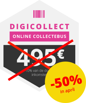 Digicollect - Nu met 50% korting